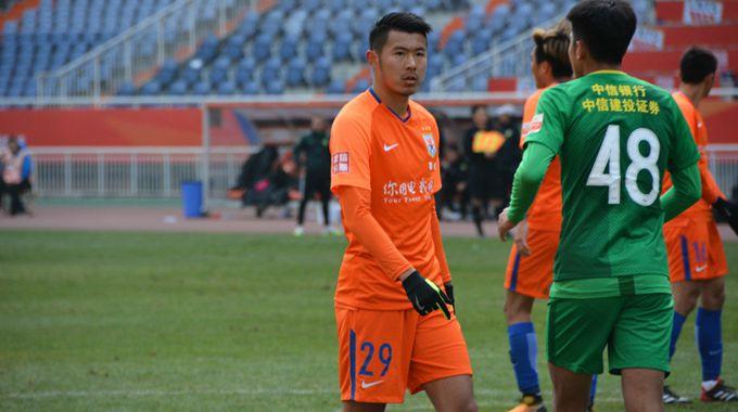 鲁能预备队2-1克国安 新赛季首轮实现双杀