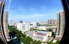 上月淄博良好天18天 同比增加4天