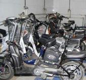齐都警方历时5个月破获20余起盗窃电动车等案件