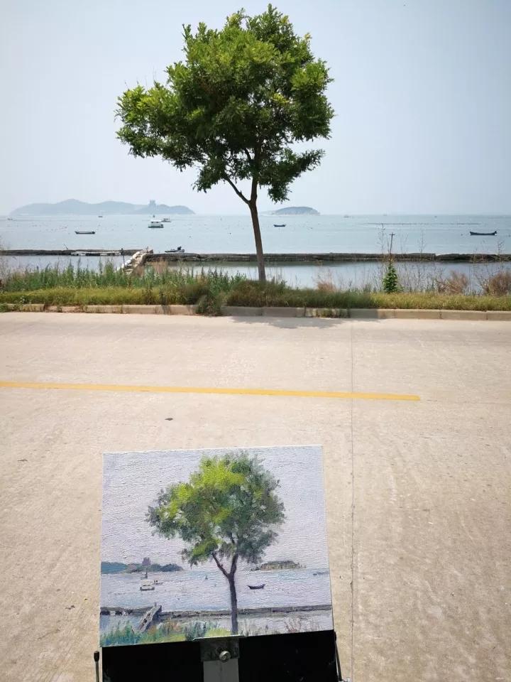 """这里从不缺风景!一枝笔""""拍""""出不一样的长岛"""