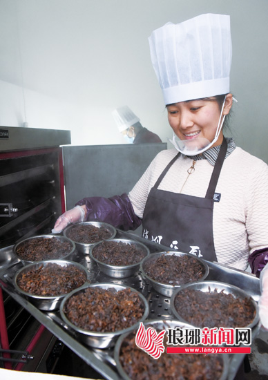 一碗梅菜扣肉实现临沂俏妈创业梦 产品卖到全国各地