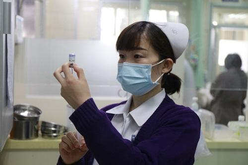 三八节 为临沂市人民医院的白衣女神们打CALL!