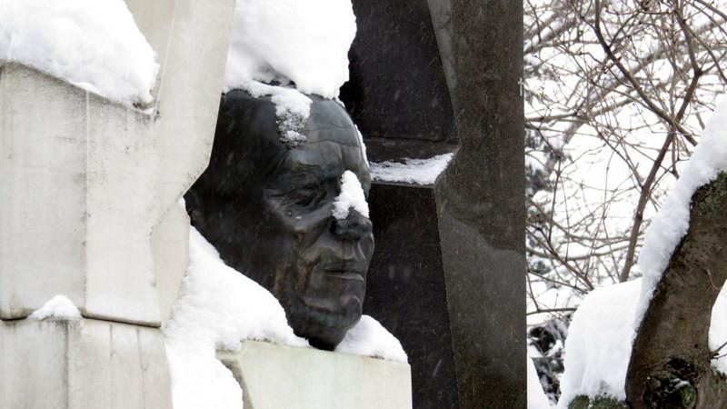 赫鲁晓夫的雕像
