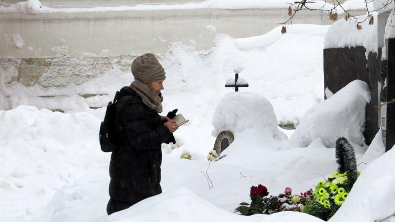 圣女公墓的寻觅
