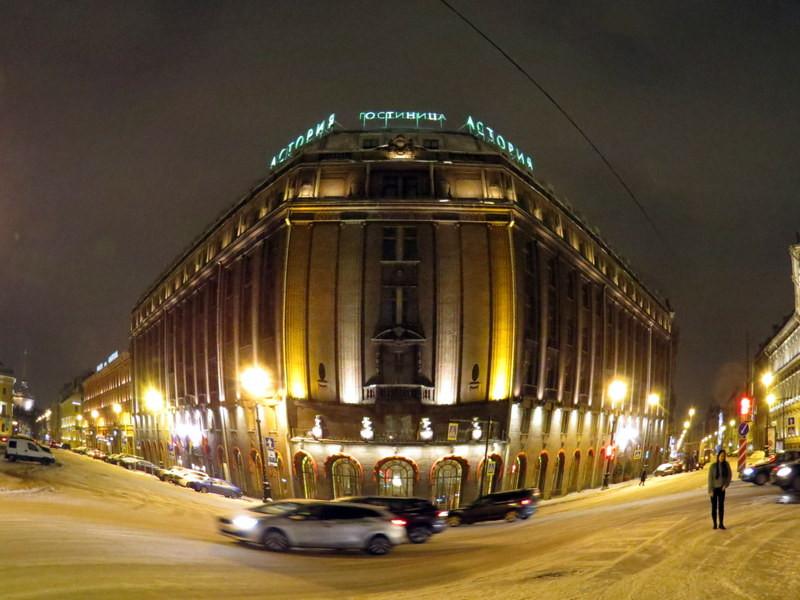 圣彼得堡街景1