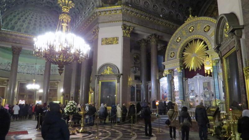喀山大教堂内部