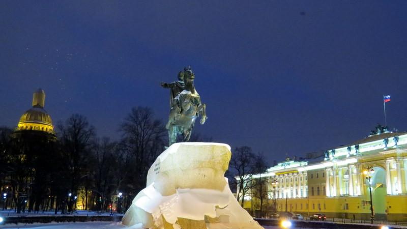 圣彼得堡街景4