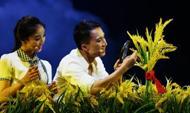 袁隆平艺术形象首现舞台 同名音乐剧登陆北京