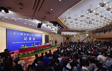 """国务院国资委主任肖亚庆等就""""国有企业改革发展""""答记者问"""