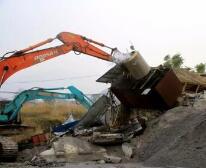 非法开采矿石破坏环境 沂源两村民被罚5000元