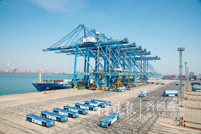对标总书记要求,山东将整合港口资源,完善软硬件配套