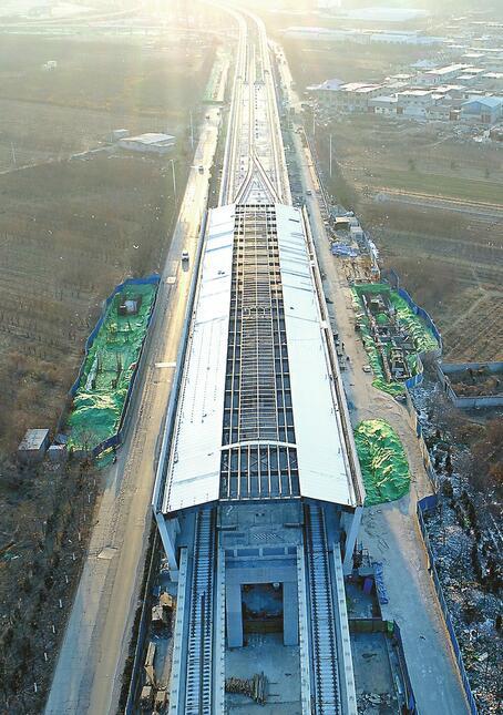 顺河快速路南延力争6月开工 二环东高架北延今年内开工