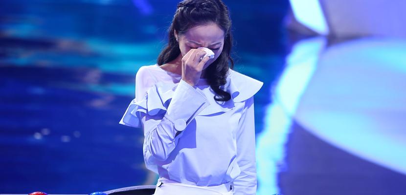 《奇迹时刻》进入淘汰赛 韩雪为助梦压力大现场痛哭