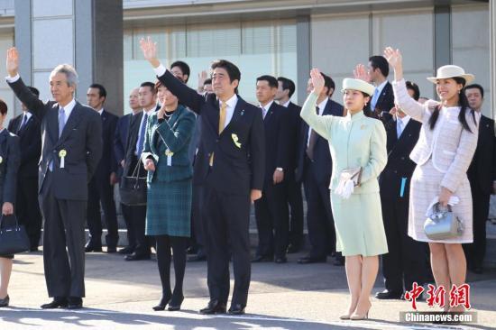 证据指安倍夫人涉森友学园丑闻 日本在野党将追责