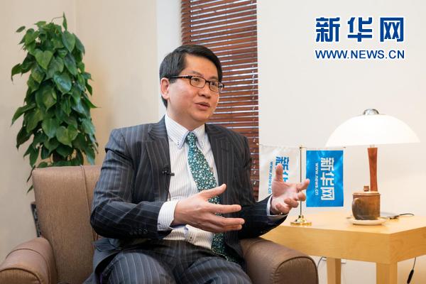 """新加坡驻华大使:""""一带一路""""是两国未来发展的主要焦点"""