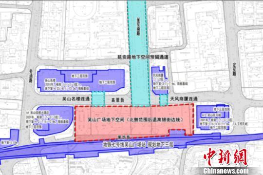 杭州今年将新增500万立方米地下空间