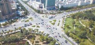 淄博中润大道城区部分路段将加铺彩色沥青