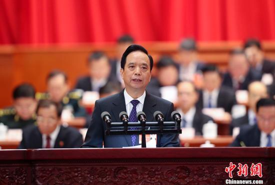 李建国:监察委员会依法履行监督、调查、处置职责
