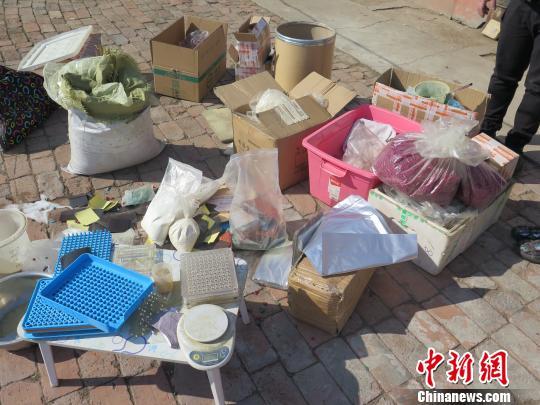 内蒙古警方破获微信售卖假减肥药案 售假全在线上