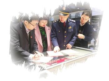 淄博组织多项活动助消费者维权 现场抽检服装及小家电