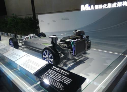 解码未来行动纲领 雷丁汽车济南展首发MIA魔方架构771