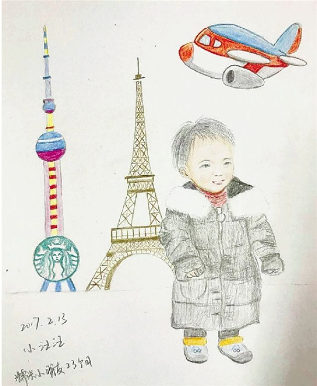 国内新闻 大陆  【原标题】第一次坐飞机,万圣节打扮成小恶魔&hellip