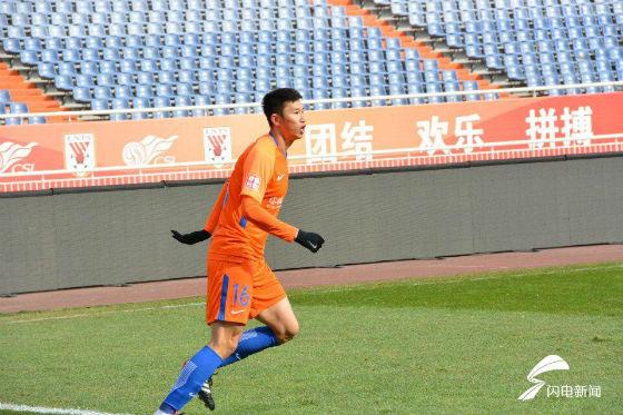 鲁能预备队1-0华夏 吴兴涵进球周海滨任队长