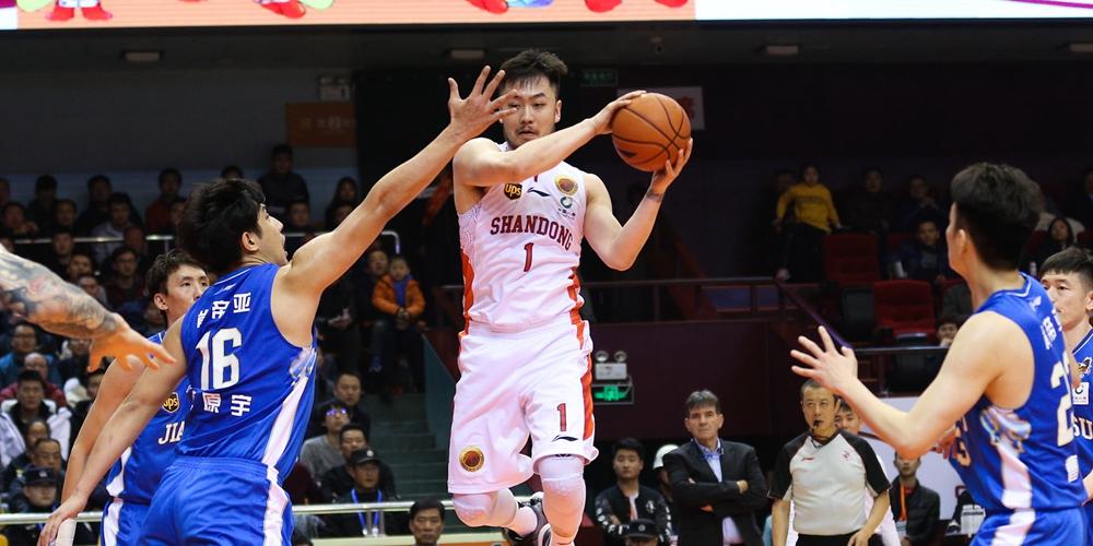 横扫江苏!山东男篮季后赛3-0完胜江苏队挺进四强