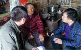 淄川区磁村卫生院对口扶贫走进王子山村
