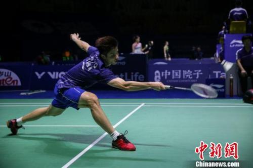 石宇奇获全英赛首冠 能否接棒林丹担第一男单?