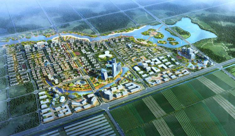 蓼河新区新突破,新城综合医院等一批项目年内有新貌