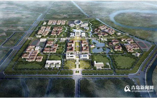 青大胶州校区6月开工2020年建成 青大附院已完成规划