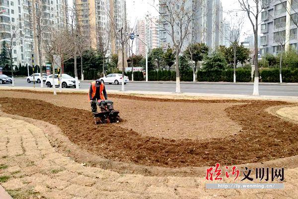 临沂北城将建15处花境提升城市颜值