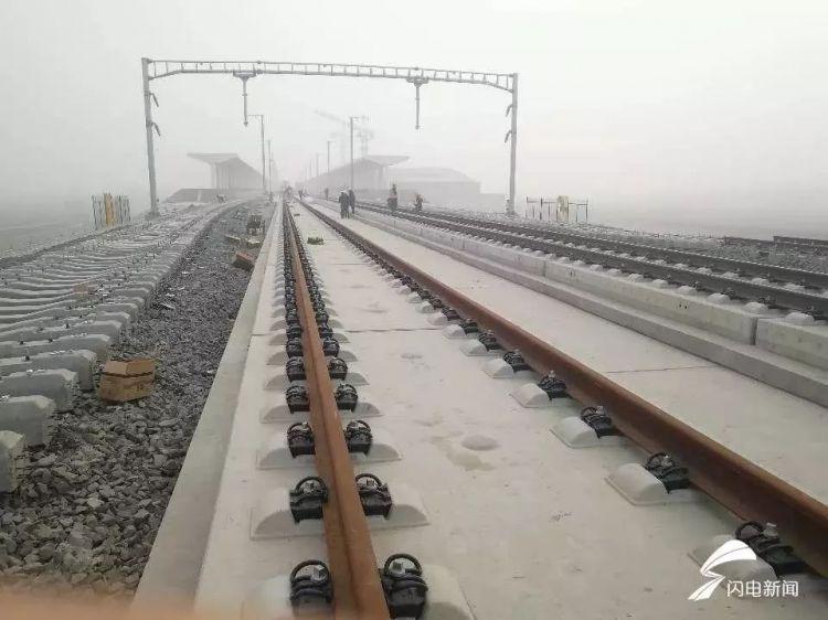 好消息!青连铁路、济青高铁今年底同步通车