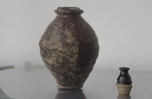 聊城运河博物馆获赠宋元明时期珍贵文物 捐赠者为一建筑工人
