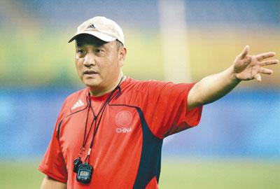 殷铁生执教泰州远大 新赛季目标率队冲击中乙