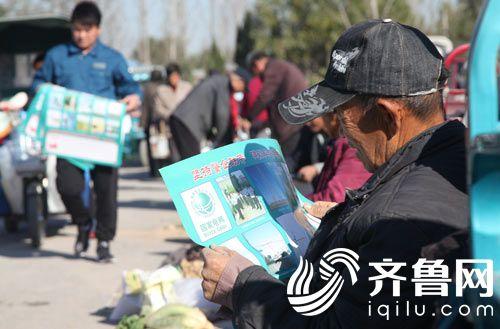国网滨州供电公司连续12年开展电力设施保护集中宣传,增加群众电力设施保护意识