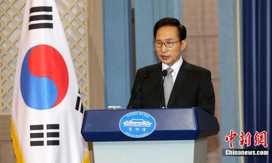 韩法院将进行书面审查 或22日晚决定是否批捕李明博