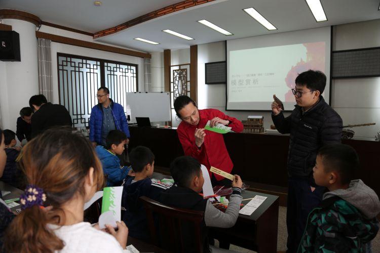 """潍坊市博物馆开启""""模型""""探索之旅"""