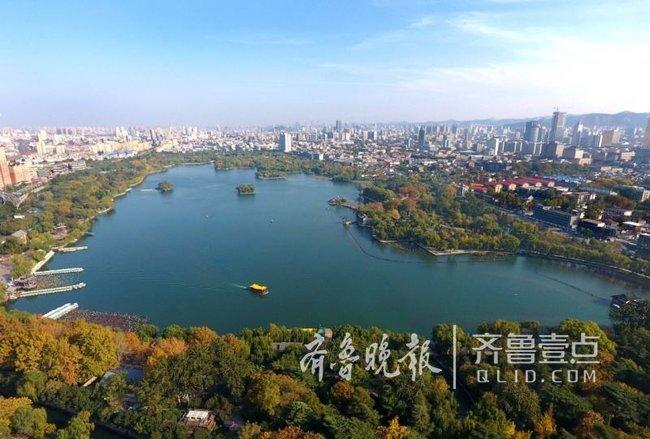 6年省下149个大明湖!济南城市万元GDP用水量下降4成