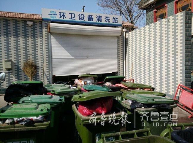 济南的垃圾年均多10%,处理厂累得够呛