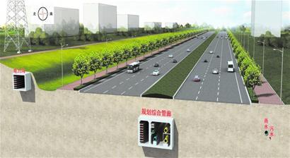 青岛开平路断头路有望打通 将变身交通主干道