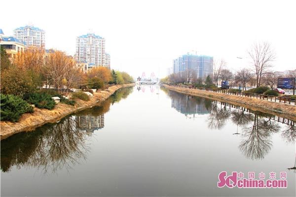 河长制管理让淄博高新区河湖生态断水重流