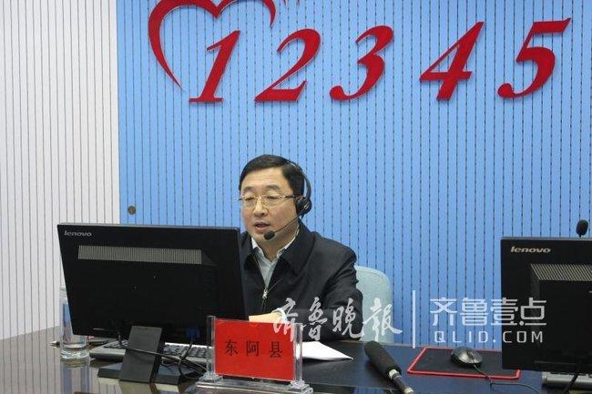 东阿县去年生产总值完成215亿元 增长7.5%