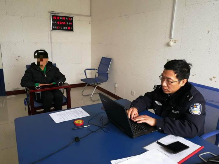 惠民:违规驾车被罚 微信圈辱骂民警行拘6天