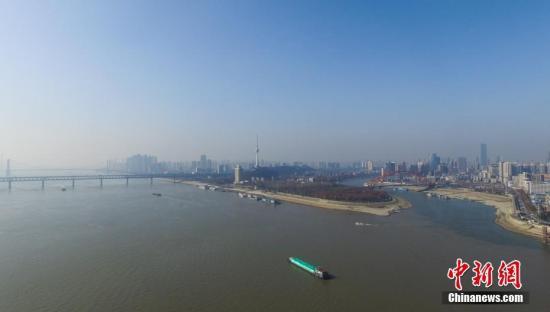 中国水利部门清查长江干流岸线利用现状