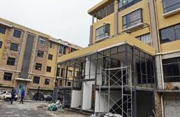 淄博高新区已摸排完12个小区违建 拆除工作陆续展开