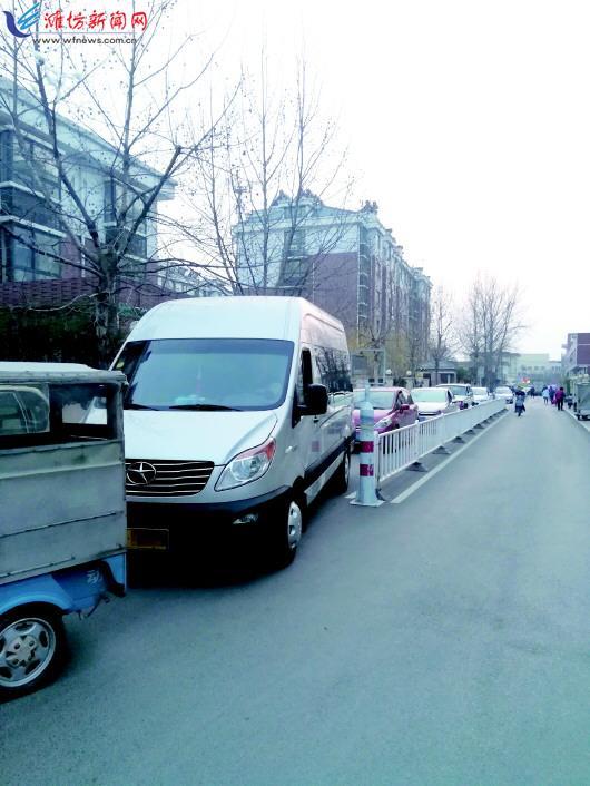 潍坊圣豪花园每月收取20元门禁费 居民不满拒办蓝牙卡
