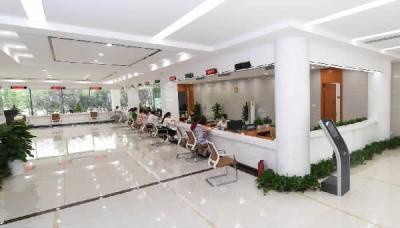 """莘县政务服务大厅150类项目审批实现""""一窗受理""""图片"""