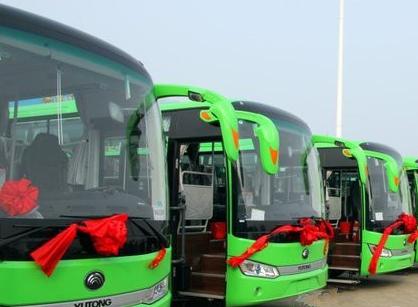 长岛淘汰所有燃油公交车 跨入纯电动客运时代